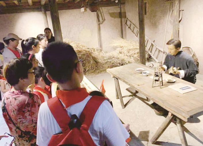 义乌:传承红色文化