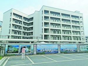 义乌7所校园工程即将完工 预计下月投入使用