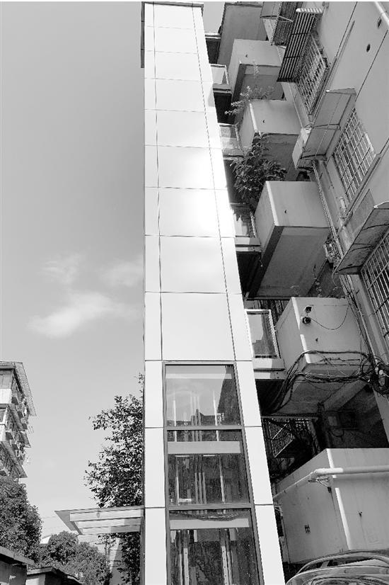 老破小加装电梯后,房东舍不得出售