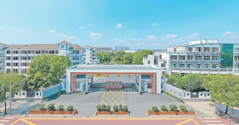 义乌校园:缔造城乡最美风景