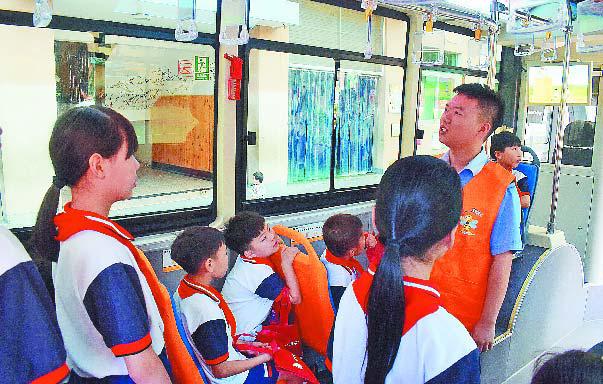 """""""世界无车日"""" 义乌恒风公交多样化倡导绿色出行"""