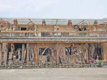 义乌良库文创园:以文化创意助力美丽乡村建设