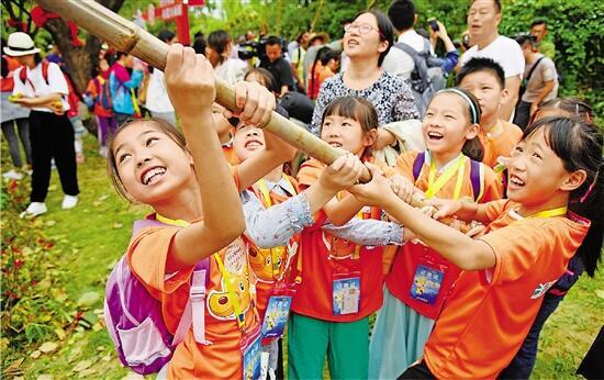 第十五届西溪火柿节在杭开幕
