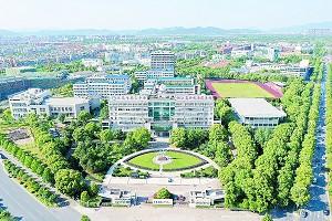 """义乌一小学教师制成""""义乌校园VR全景图"""""""