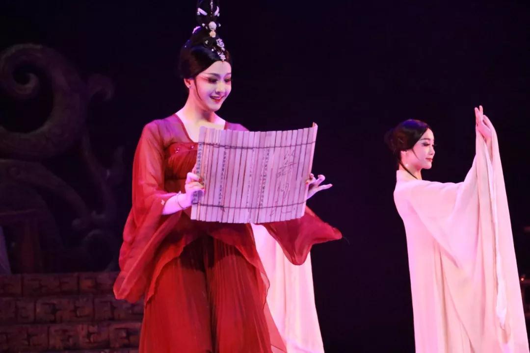 年度大戏,中国歌剧舞剧院《孔子》登陆义乌,展现国风之美……
