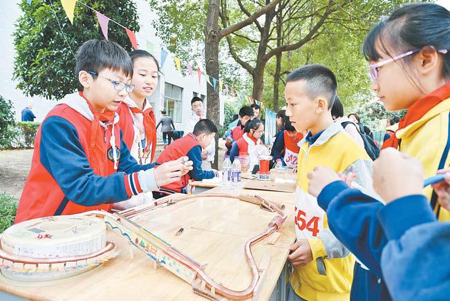 义乌:科技创新 点燃梦想