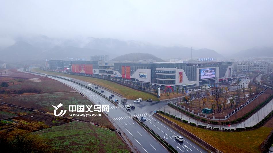 总面积21万方 义乌汽车交易中心开业