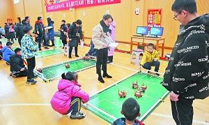 2019义乌市STEAM(创客)教育大赛举行