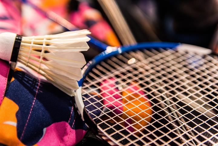 宋扬:羽毛球——我的最爱