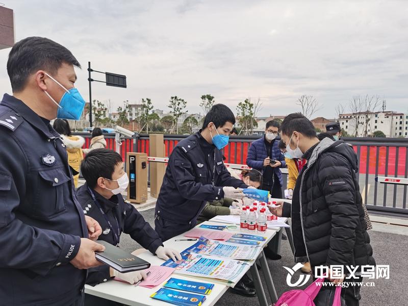 """义乌苏溪构建""""党建+单元+警务""""基层社会治理新模式"""