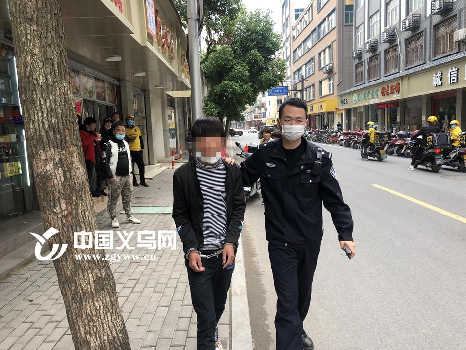 """三小时抓获、两小时寻回!义乌苏溪""""党建+单元+警务""""工作成效显著"""