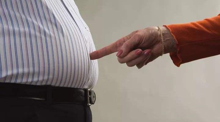 胖≠结实 潜藏背后的健康隐患是你需要担心的