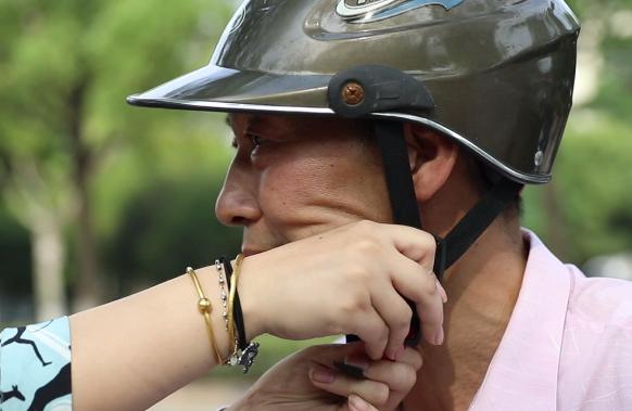 文明义乌 我是代表我带头|戴头盔 系安全带