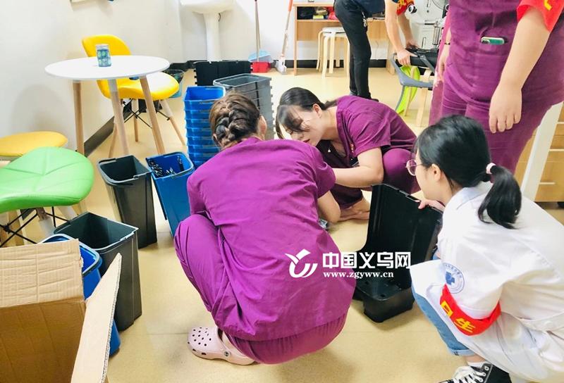 义乌上溪镇让垃圾分类与养老服务碰撞出新火花