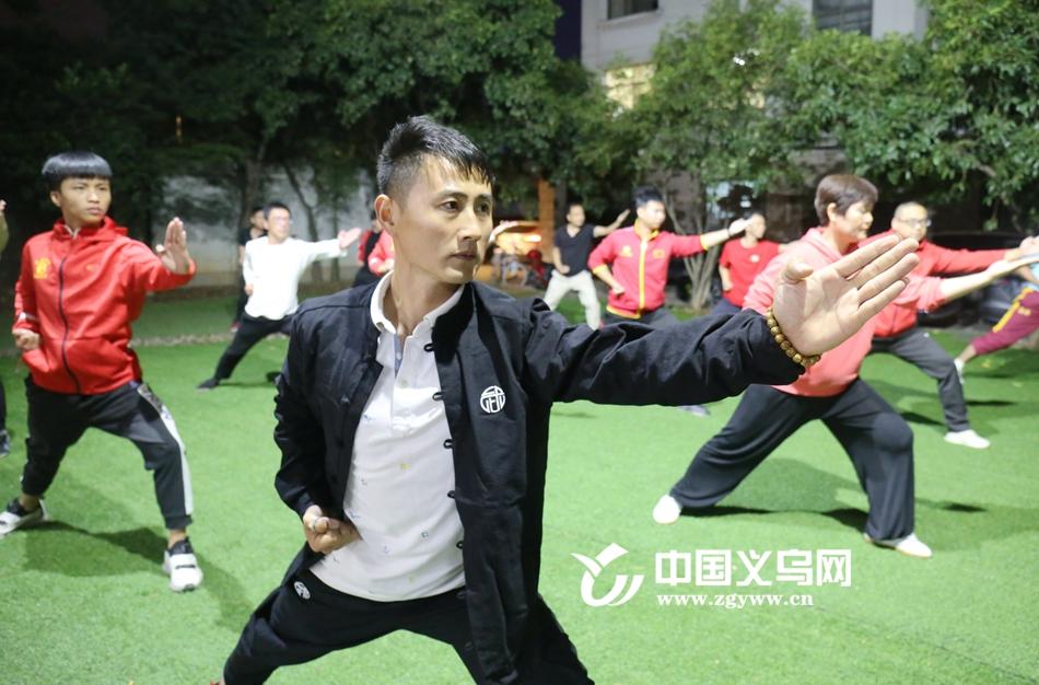 """千年前""""天下拳王""""的金台拳 将在义乌""""武林大会""""首次公开亮相"""
