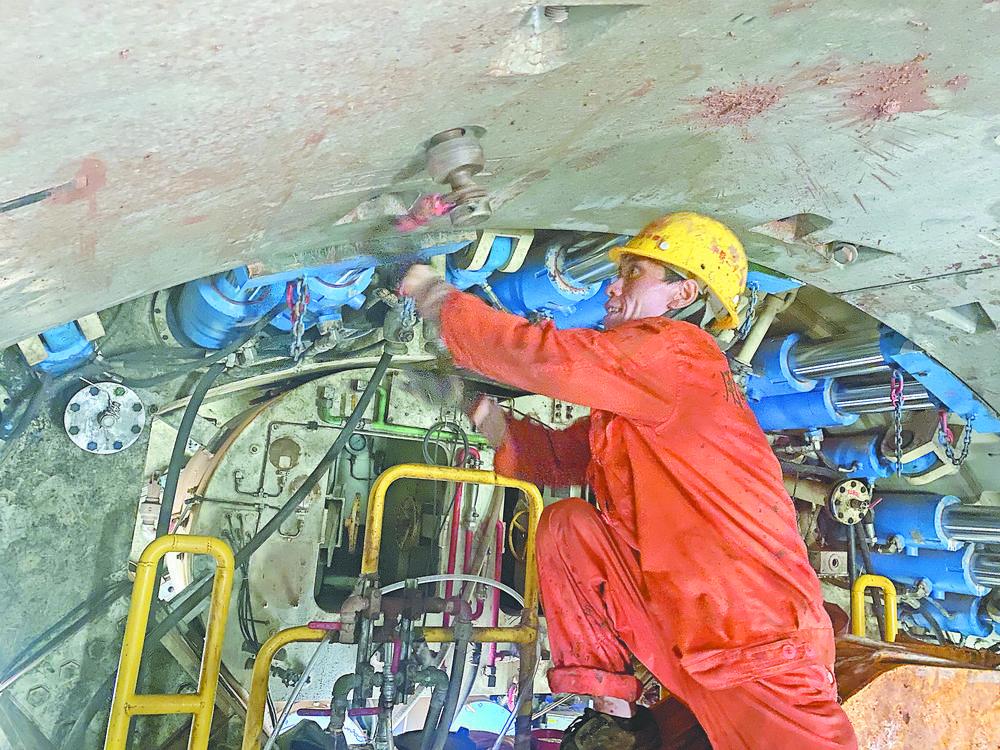 金义东市域轨道工程进展顺利