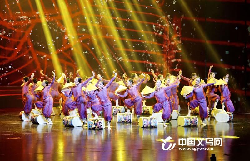 群星璀璨 浙江省群众文化展演展示系列活动在义乌文化广场举行