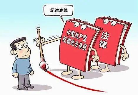 """【党""""知""""部】非党纪处分的15种处理方式,你知道吗?"""