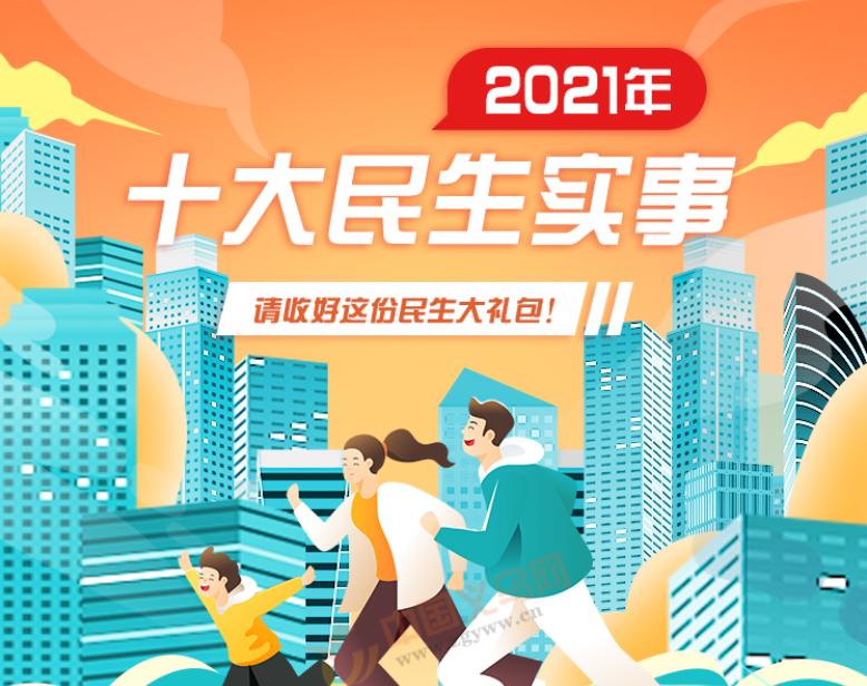 """2021年义乌""""十大民生实事""""票选产生"""