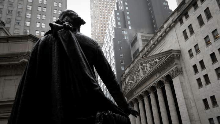 美股集体下跌 纳指跌1.69%,大型科技股集体收低