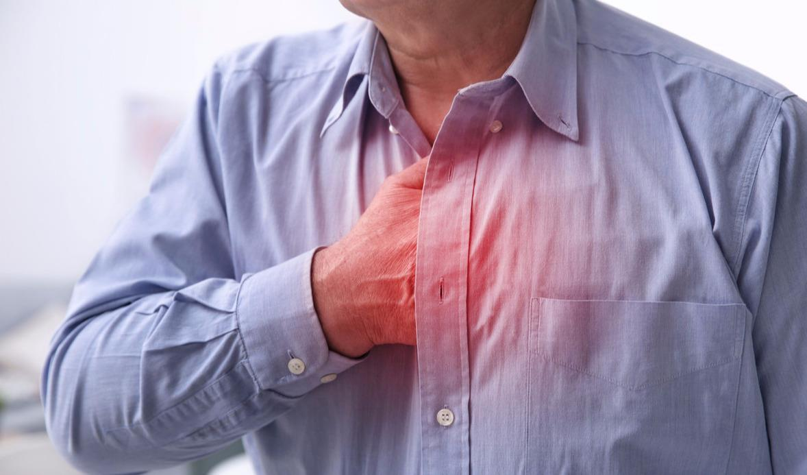 频繁出现胸闷胸痛无大碍?