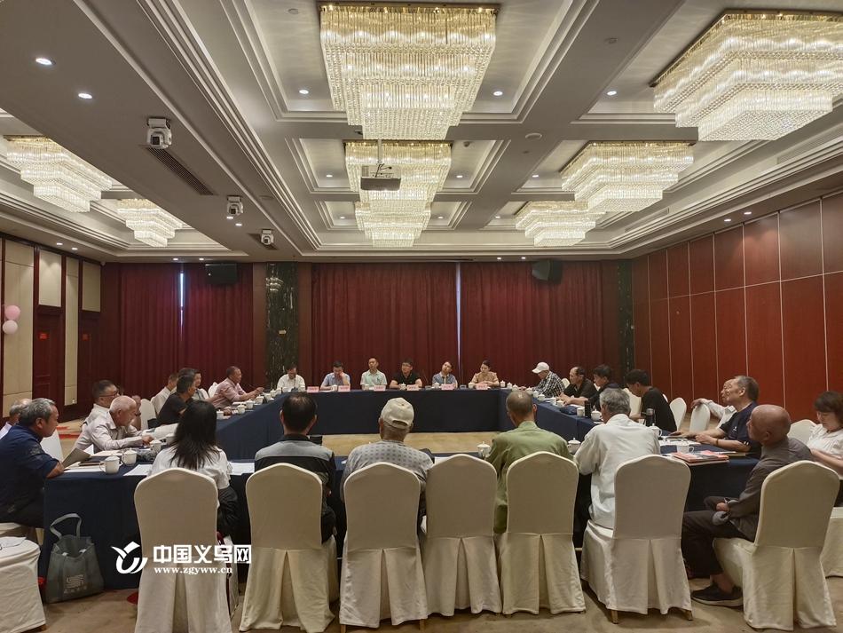 义乌上溪:讲好家乡红色故事 庆祝建党100周年
