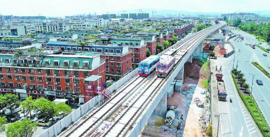 金义东轨道建设提速
