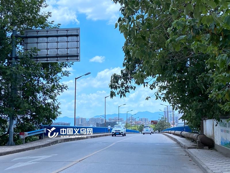 义乌将迎首条镇区过江隧道 这座大桥也将拓宽至22米