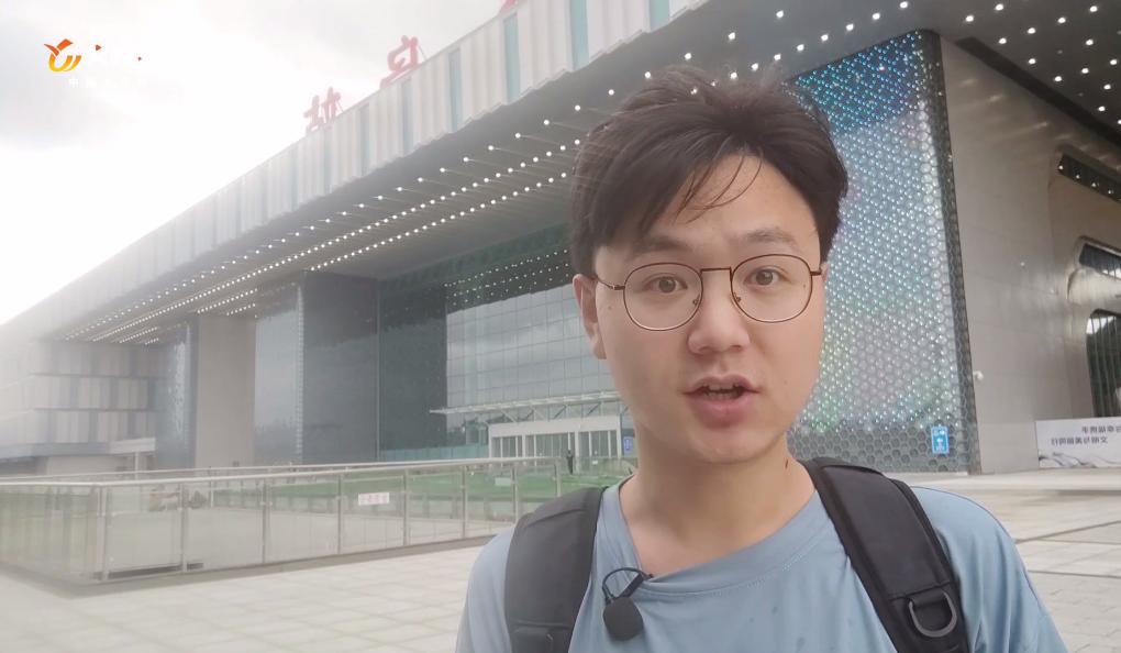义乌铁路枢纽部分投用 记者第一视角带你探访