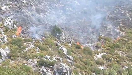 一线直击土耳其森林大火 数万人被疏散
