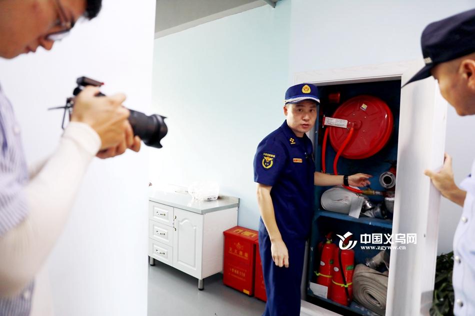 隐患曝光!义乌:多部门联合叫停校外培训机构消防隐患