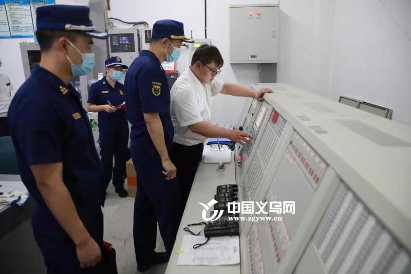 """义乌:启动为期45天消防安全""""攻坚3号""""暨超高层民用建筑专项检查行动"""