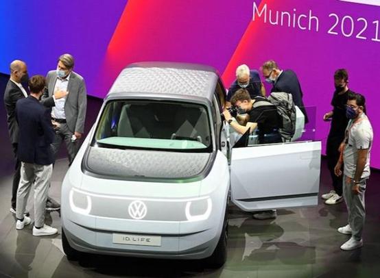 IAA慕尼黑车展:大众要唱好自动驾驶和电动出行的大戏