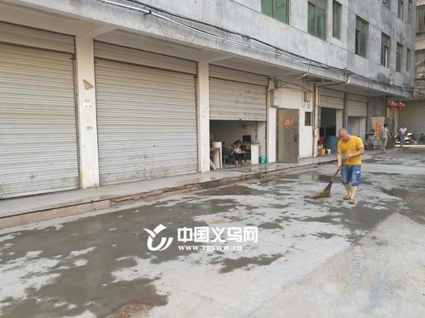 义乌下西陶村整治回访:清理工作给力 村庄环境大改观